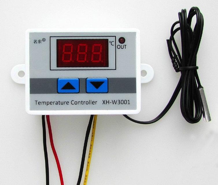 Терморегулятор 220V (XH-W3001)