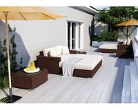 Комплект для отдыха MILANO ROYAL (коричневый)