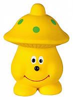 Игрушка Trixie Mushroom для собак латексная, c пищалкой, 11 см