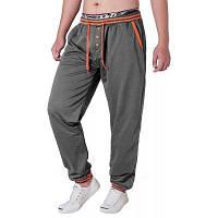 Мужские брюки большого размера в случайных брюках XL