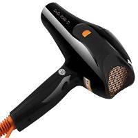 Сушилка для волос высокой мощности 3000 Вт Горячая и холодная Airprofession Barbershop Чёрный