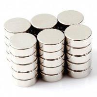 Круглые цилиндрические магниты 8X3 Mm Многофункциональность для дверцы холодильной доски Магнитная карта Доска объявлений Холодильники 35 шт.