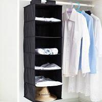 Сумка для хранения шкафа для одежды 6-STOREY L