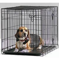 Клетка Savic Dog Cottage (Дог Ктедж) для собак, 76х49х55 см
