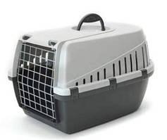 Переноска Savic Trotter 3 (Троттэр) для собак и котов, пластик, 60,5х40,5х39 см