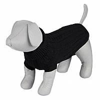 Свитер Trixie King of Dogs Pullover для собак черный