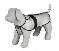 Дождевик Trixie Tarbes Raincoat для собак прозрачный 34 см