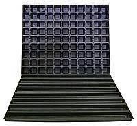 Кассета для рассады с поддоном на 99 ячеек (упаковка 10 шт)