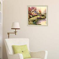 Naiyue 9521 House Print Draw Алмазный рисунок Цветной