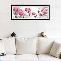 Naiyue 114-6 Yulan Butterflies Print Draw Алмазный рисунок Цветной