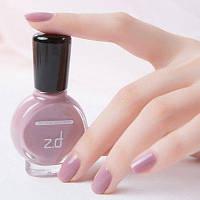 ZD SC3001 Защита кожи кожи Здоровый лак для ногтей 15ML 1PC Цвет ню