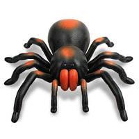 RC Tarantula Паук Инфракрасный пульт дистанционного управления игрушки Чёрный
