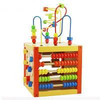 Многофункциональный ящик интеллекта, раннее образование и головоломки детей YT2021 Цветной