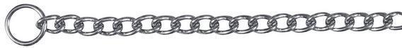 Поводок-удавка Trixie Choke Chain для собак, мелкое звено 4 мм, 60 см