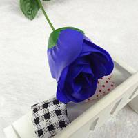 1 шт. Мыло Роза Цветочный подарок на День Святого Валентина - Синий