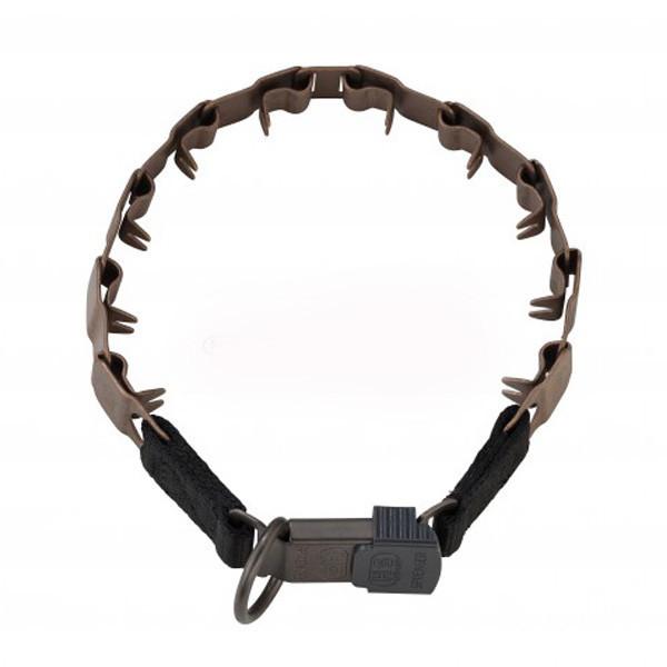 Ошейник строгий Sprenger Neck Tech Sport для собак, вороненая сталь, 60 см