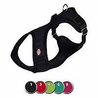 Шлея Trixie Comfort Soft Touring Harness для собак нейлоновая, 25-35 см