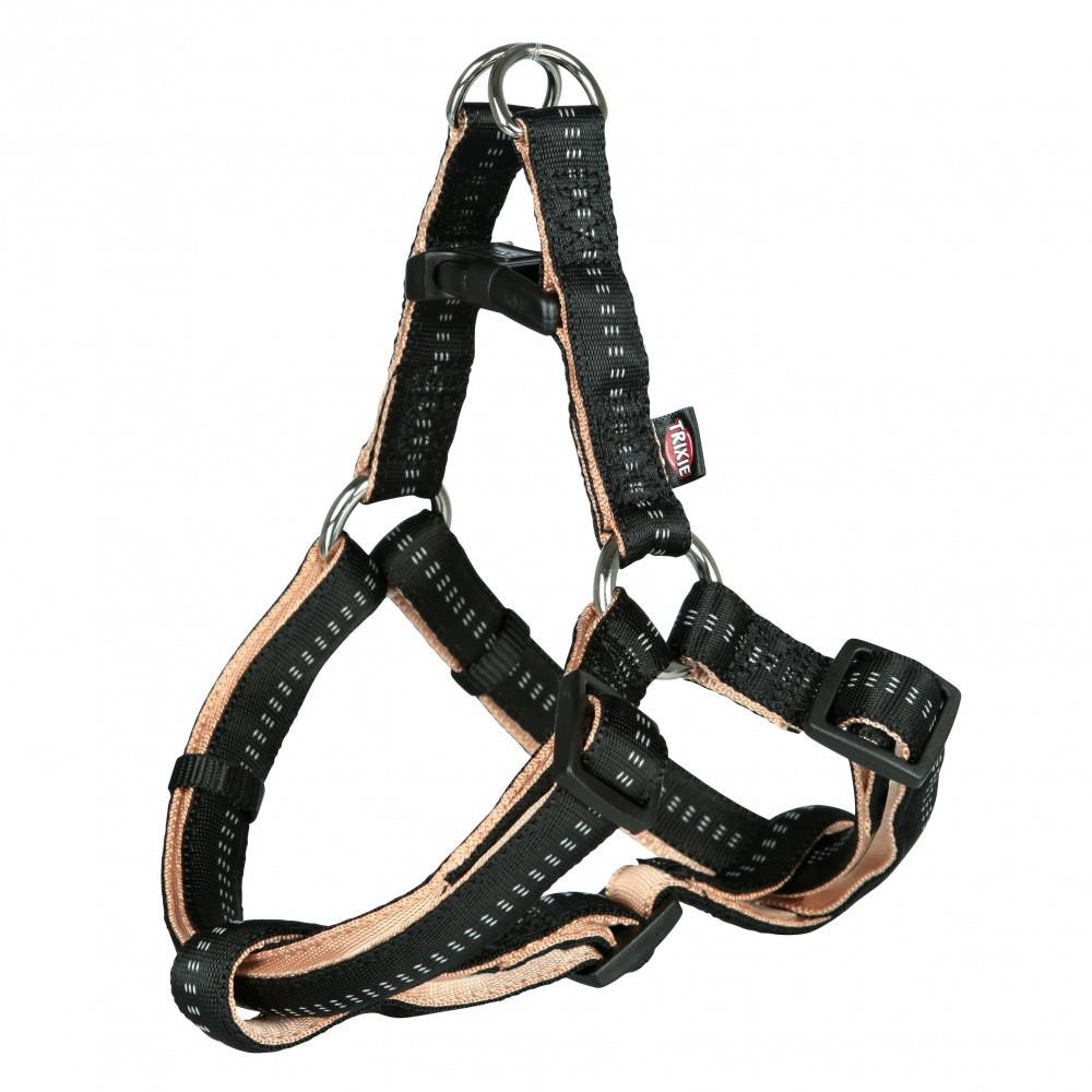 Шлея Trixie Softline Elegance One Touch Harness для собак нейлоновая, 80-100 см