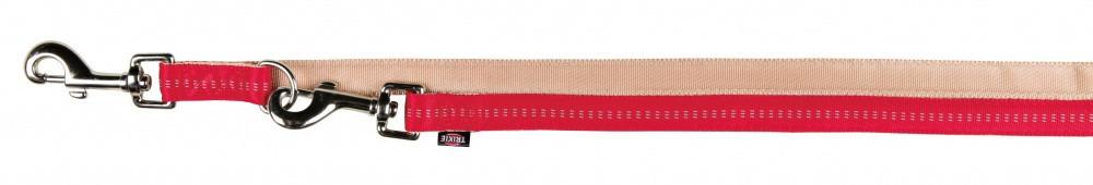 Поводок-перестежка Trixie Softline Elegance для собак нейлоновый 15 мм, 2 м