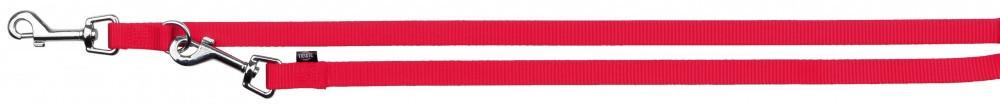 Поводок-перестежка Trixie Classic Adjustable Leash для собак нейлоновый 25 мм, 2 м