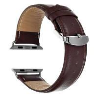 Запасной ремешок для ремешка для Apple Watch 38 мм Коричневый