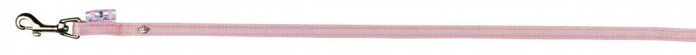Поводок Trixie Softline Leash Dog Princess для собак нейлоновый 10 мм, 1.2 м