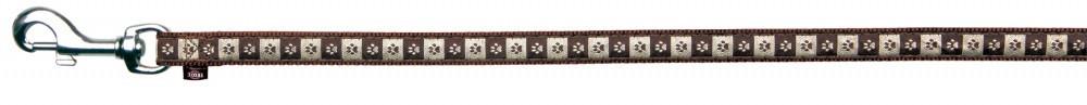 Поводок Trixie Modern Art Leash для собак нейлоновый 20 мм, 1 м