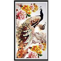 NAIYUE 9424 Павлин печатной нитки Алмазная живопись Алмазная вышивка мульти