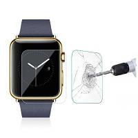 9H Твердость 0,26 мм закаленное стекло Screen Protector для Apple Watch 42 мм Прозрачный