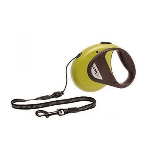 Рулетка Karlie-Flamingo DogxToGo Cord для собак до 50 кг, трос, 5 м