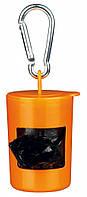 Сумка Trixie Dog Dirt Bag Dispenser для сменных пакетов для фекалий+пакеты 2х20 шт