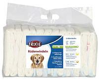 Памперсы Trixie для кобелей S-M, 30-46 см