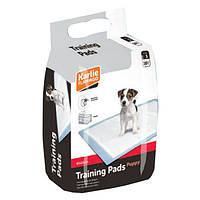 Пеленки Karlie-Flamingo Training Pads Puppy для собак 35х45 см. 10 шт