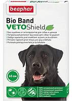 Ошейник Beaphar Veto Shield Bio Band  блох и клещей для собак и щенков, 65 см