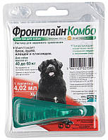 Капли Merial FRONTLINE Combo  блох и клещей для собак 40-60 кг (27591)