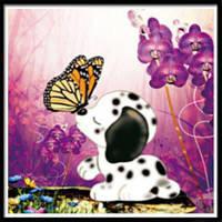NAIYUE 9491 Живопись для рисования животных Алмазная живопись Алмазная вышивка Цветной