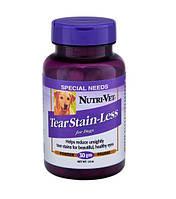 Витаминная добавка Nutri-Vet Tear Stain-Less для собак, устранение слезных пятен, 15 г