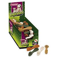 Лакомство Karlie-Flamingo Vegie Tooth Mix для собак жевательное, 11 см