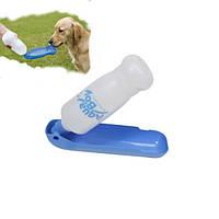 Поилка Savic Aqua Boy (Аквабой) походная для собак, пластик, 0.8 л.