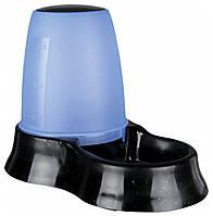 Кормушка Trixie Food and Water Dispenser для собак автоматическая, пластик, 1.5 л