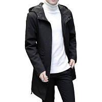 2017 Зимние мужские шерстяные пальто XL