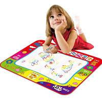 Магия воды холст граффити детей магия писать одеяло ребенка головоломки раннего образования граффити игрушки Белый