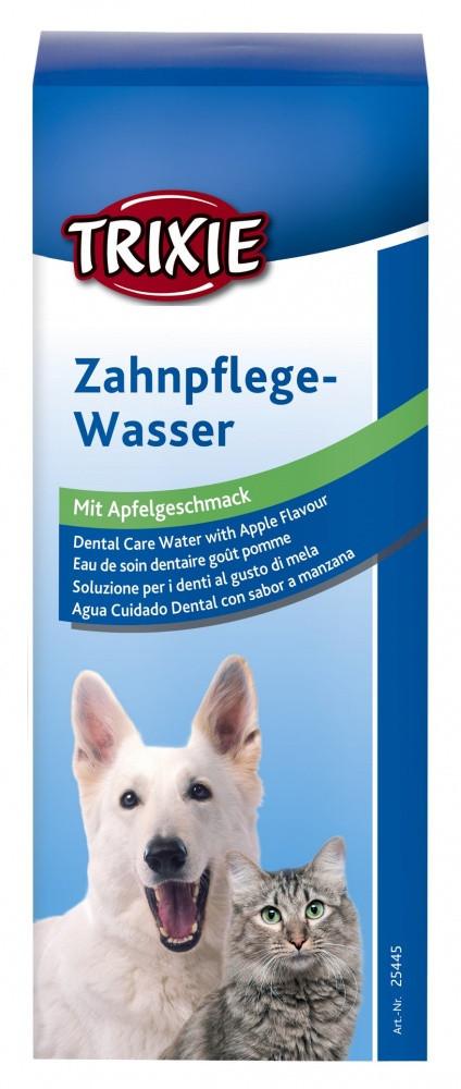 Вода Trixie Dental Care Water для ухода за зубами собаки, со вкусом яблока, 300 мл