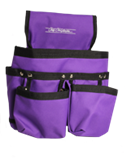 Сумка-органайзер Chris Christensen Caddy Tote Bag фиолетовая, нейлон, S
