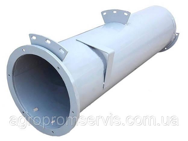 Патрубок шнека бункера комбайн Нива СК-5  54-6-4Б
