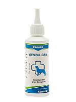 Средство Canina Dental Can для ухода за зубами и ровой полостью собак, 100 мл