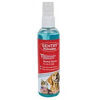 Спрей Sentry Pеtrodex Dental Spray (Петродекс Дентал)  зубного налета для собак и ков, 45 мл