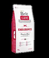 Сухой корм для активных собак всех пород Brit Care Endurance 12 кг