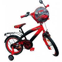 """Велосипед двухколесный 16"""" Disney Cars C1601"""