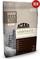 Сухой корм Acana (Акана) Adult Light and Fit для собак с избыточным весом 2 кг